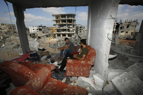 Gaza celebrates ceasefire