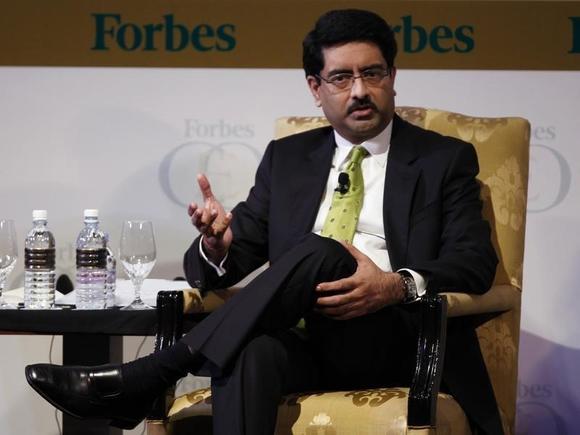 Aditya Birla Group Chairman Kumar Birla speaks during Forbes Global CEO Conference in Kuala Lumpur September 14, 2011. REUTERS/Bazuki Muhammad/Files