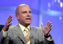 Chris Albrecht, executivo-chefe do canal Starz, em foto de arquivo. 15/07/2014 REUTERS/Mario Anzuoni
