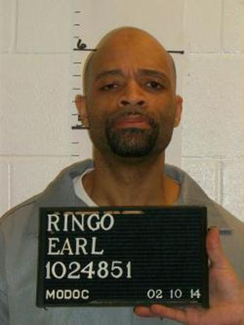 Missouri inmate Earl Ringo is shown in this Missouri Department of Corrections photo from February 10, 2014. REUTERS/Missouri Department of Corrections/Handout