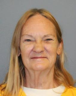 Cheryl Pifer is pictured in this handout booking photo courtesy of the Mesa County Sheriff's Office. REUTERS/Mesa County Sheriff's Office
