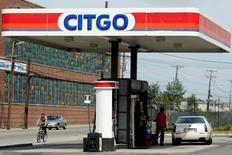 Estación de servicio de Citgo en Kearny, Nueva Jersey, 24 sep, 2014. Venezuela descartó la venta de Citgo Petroleum, filial estadounidense de la petrolera estatal PDVSA, dijo el ministro de Finanzas, Rodolfo Marco, en una entrevista publicada el domingo en la prensa local. REUTERS/Eduardo Munoz