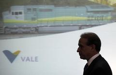 Presidente-executivo da mineradora Vale, Murilo Ferreira 22/07/2011 REUTERS/Nacho Doce