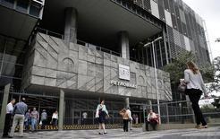 Sede da Petrobras no Rio de Janeiro, em novembro. 14/11/2014 REUTERS/Sergio Moraes