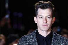 "Singer Mark Ronson arrives for the UK premiere of ""Mortdecai"" at Leicester Sqaure in London January 19, 2015.  REUTERS/Luke MacGregor"
