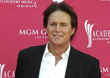 Bruce Jenner arrives at the 44th Annual Academy of Country Music Awards in Las Vegas in this April 5, 2009 file photo.   REUTERS/Steve Marcus/Files