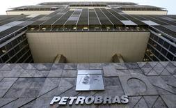 Fachada do prédio da Petrobras, no Rio de Janeiro. 16/12/2014  REUTERS/Sergio Moraes