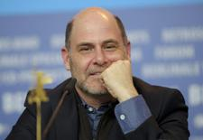 U.S. writer and creator Matthew Weiner and member of the international jury of the 65th Berlinale International Film Festival attends a news conference in Berlin February 5, 2015. REUTERS/Stefanie Loos