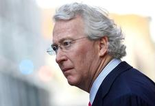 Former CEO and Co-founder of Chesapeake Energy Corporation Aubrey McClendon walks through the French Quarter in New Orleans, Louisiana in this file photo taken on March 26, 2012. REUTERS/Sean Gardner