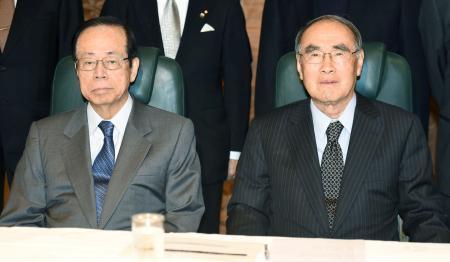 日韓首脳会談へ元首相ら環境整備