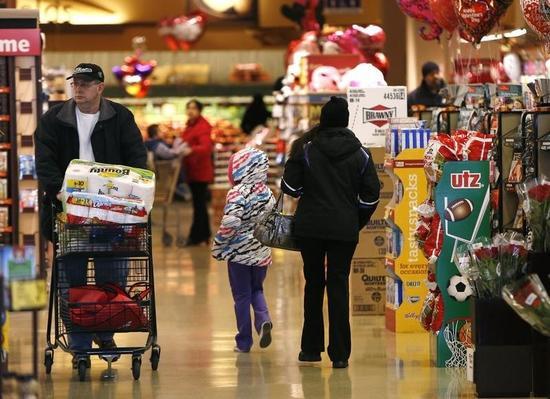 ミシガン大消費者信頼感、3月確報値は前月から低下