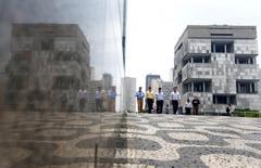4/02/2015. REUTERS/Ricardo Moraes