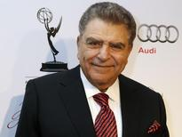 Spanish language television host Mario Luis Kreutzberger Blumenfeld, better know by his stage name Don Francisco, arrives at the Academy of Television Arts & Sciences 21st annual Hall of Fame Gala in Beverly Hills in this file photo taken on March 1, 2012. REUTERS/Fred Prouser