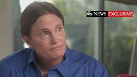 Bruce Jenner is seen as he sits down with ABC News anchor Diane Sawyer for a two-hour interview that aired during a special edition of ABC News on April 24, 2015.  REUTERS/ABC News/Handout via Reuters