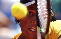 Brasileiro João Souza em foto de arquivo. REUTERS/Marcos Brindicci