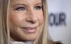 Barbra Streisand, em foto de arquivo. 11/11/2013 REUTERS/Carlo Allegri