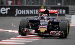 Formula One - F1 - Monaco Grand Prix 2015 - Circuit de Monaco, Monte Carlo -  Toro Rosso's Max Verstappen during qualifying Reuters / Max Rossi