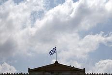 Prédio do Parlamento da Grécia, em Atenas 9/6/2015 REUTERS/Alkis Konstantinidis