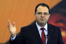Ministro Nelson Barbosa no Palácio do Planalto  9/6/2015  REUTERS/Bruno Domingos