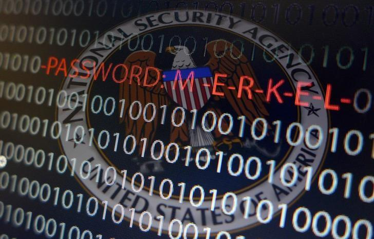 Des responsables allemands écoutés par la NSA, selon WikiLeaks