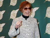 Comedienne Carol Burnett poses at the 51st annual Publicists Guild Awards in Beverly Hills, California February 28, 2014. REUTERS/Fred Prouser