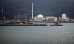Vista panorâmica da usina nuclear de Angra dos Reis no Rio de Janeiro, da Eletronuclear, subsidiária da Eletrobras. 31 de agosto de 2011. REUTERS/Ricardo Moraes