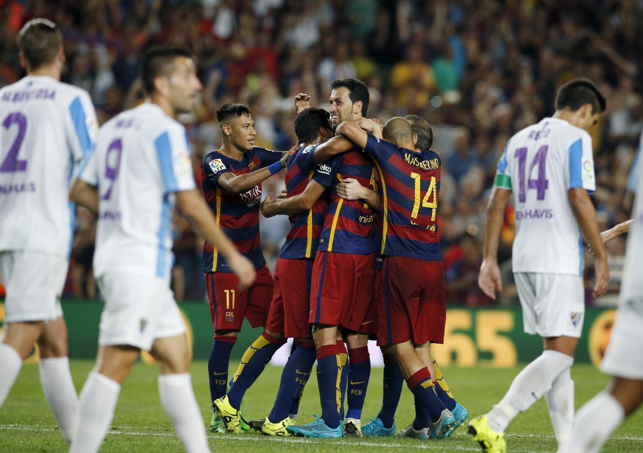 بيل ورودريجيز يقودان ريال لفوز كبير وفرمالين ينقذ برشلونة