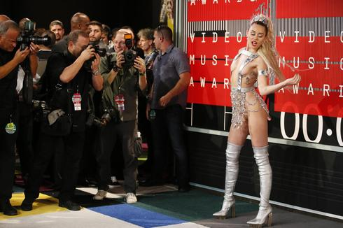 MTV Video Music Awards red carpet