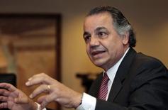 Presidente-executivo da BM&FBovespa, Edemir Pinto 2/11/ 2010.     REUTERS/Paulo Whitaker