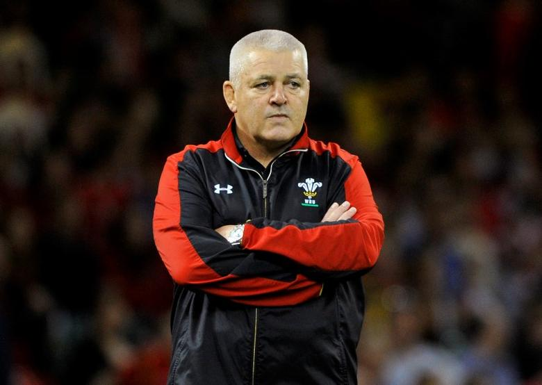 Rugby Union - Wales v Italy - Dove Men Test - Millennium Stadium, Cardiff, Wales - 5/9/15Wales Head Coach Warren Gatland  Action Images via Reuters / Rebecca Naden