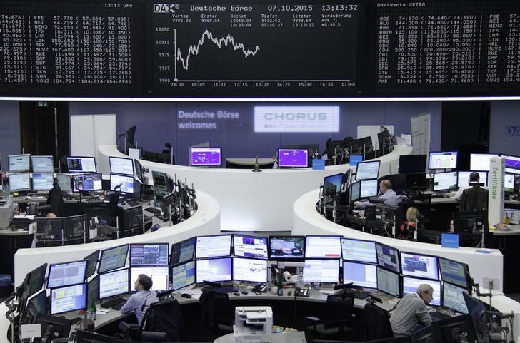 الأسهم الأوروبية تغلق مرتفعة قليلا مع فقدان اتجاه صعودي قوته الدافعة