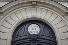 La Caisse des dépôts annonce un résultat net en progression de 6,6% au premier semestre à 1,077 milliard d'euros, en dépit d'un environnement de taux bas. /Photo d'archives/REUTERS/Stéphane Mahé
