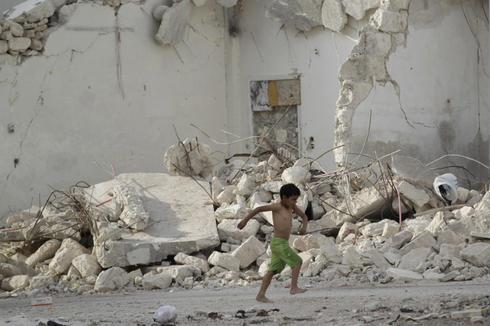 Battleground Syria