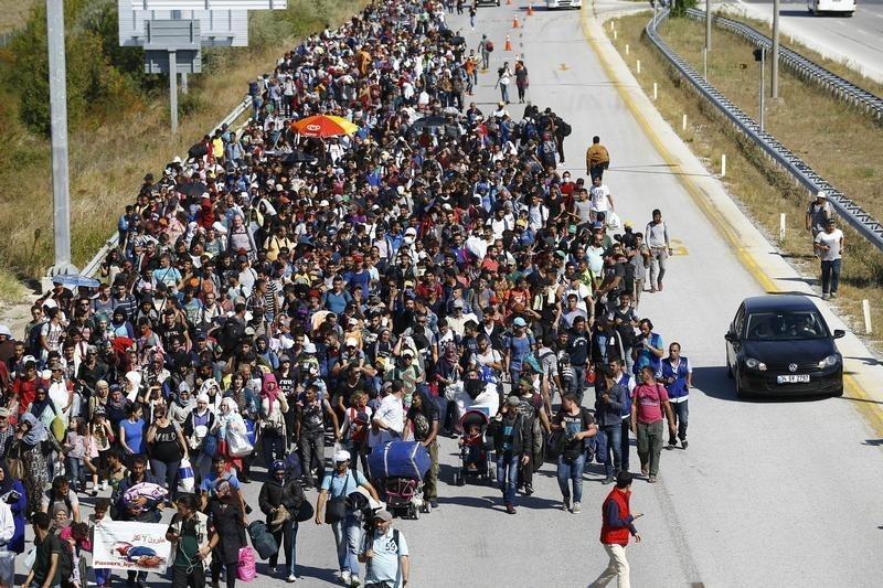 مسودة: تركيا ستساعد أوروبا في كبح الهجرة مقابل مساعدات نقدية
