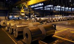 Fábrica em bobinas de alumínio em Pindamonhangaba, Säo Paulo.  24/06/2015   REUTERS/Paulo Whitaker