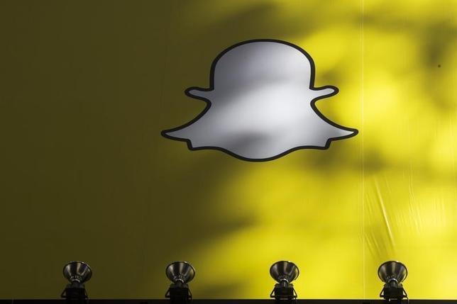 Snapchat runs live coverage of California shooting