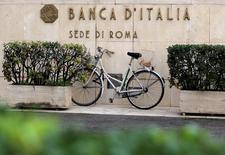 La sede di Roma di Bankitalia. Foto del 31 ottobre 2013. REUTERS/Alessandro Bianchi
