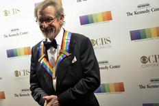 Film director Steven Spielberg walks the red carpet before the Kennedy Center Honors at the Kennedy Center in Washington December 6, 2015. REUTERS/James Lawler Duggan