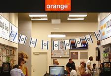 La société israélienne Partner Communications a annoncé mardi avoir informé Orange de sa décision de résilier son accord de licence qui lui permet d'exploiter la marque de l'opérateur télécoms français en Israël. /Photo prise le 5 juin 2015/REUTERS/Ronen Zvulun