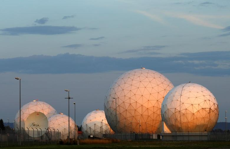 A general view of the monitoring base of the U.S. intelligence organization National Security Agency (NSA) in Bad Aibling south of Munich, August 6, 2013.   REUTERS/Michaela Rehle