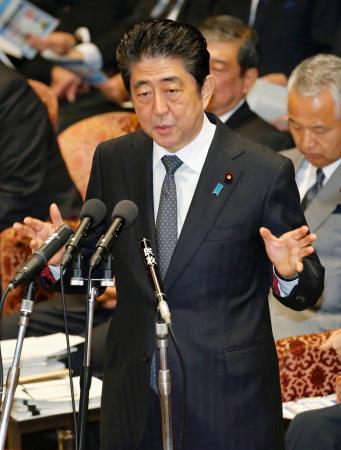 首相、宜野湾市長選は影響せず