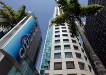 The building of a Citibank branch is seen at Paulista Avenue in Sao Paulo's financial center in this September 13, 2014 file photo.  REUTERS/Paulo Whitaker/Files