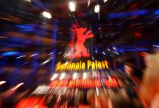 General view of the 'Berlinale Palast' main screening facility prior to the awards ceremony of the 66th Berlinale International Film Festival in Berlin, Germany February 20, 2016.    REUTERS/Hannibal Hansche