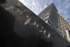 A general view of the exterior of the Pepco Holdings Inc corporate headquarters in Washington, in this file photo dated March 30, 2012. REUTERS/Jonathan Ernst