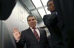 Ministro Wellington César Lima e Silva, em Brasília  1/3/2016 REUTERS/Adriano Machado