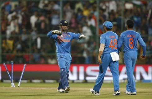 India beat Bangladesh in World Twenty20
