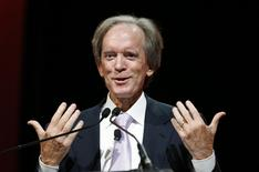 File photo of Bill Gross speaking at the Morningstar Investment Conference in Chicago, Illinois, June 19, 2014. REUTERS/Jim Young/Files