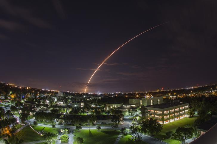 A United Launch Alliance Atlas V 551 rocket blasts off from Cape Canaveral Air Force Station in Florida, January 20, 2015. REUTERS/Michael Brown