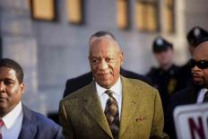 Actor and comedian Bill Cosby departs from a preliminary hearing on sexual assault charges at the Montgomery County Courthouse in Norristown, Pennsylvania February 2, 2016. REUTERS/Mark Makela/File Photoi