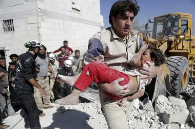 First responders of Syria